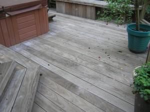 terasa 10 let bez údržby